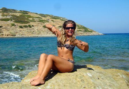 Ildikó, 2013 Görögország