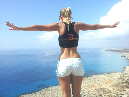 Vivien, 2014 Ciprus