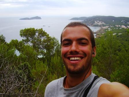Dávid, 2010 Spanyolország