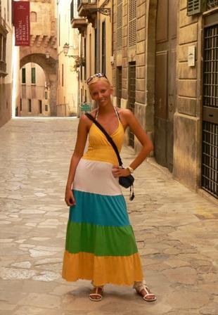 Évi, 2012 Spanyolország