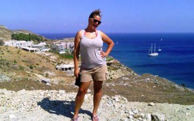 Henriett, 2012 Görögország