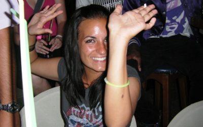 Johanna, 2010 Görögország