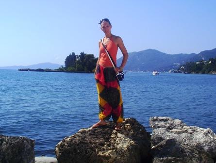 Judit, 2010 Görögország