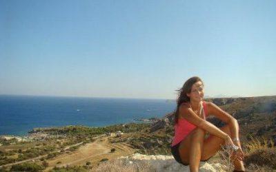 Krisztina, 2010 Görögország