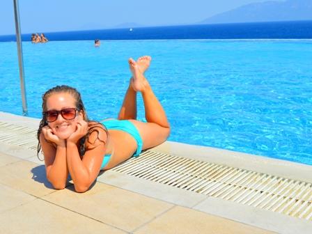 Krisztina, 2015 Görögország