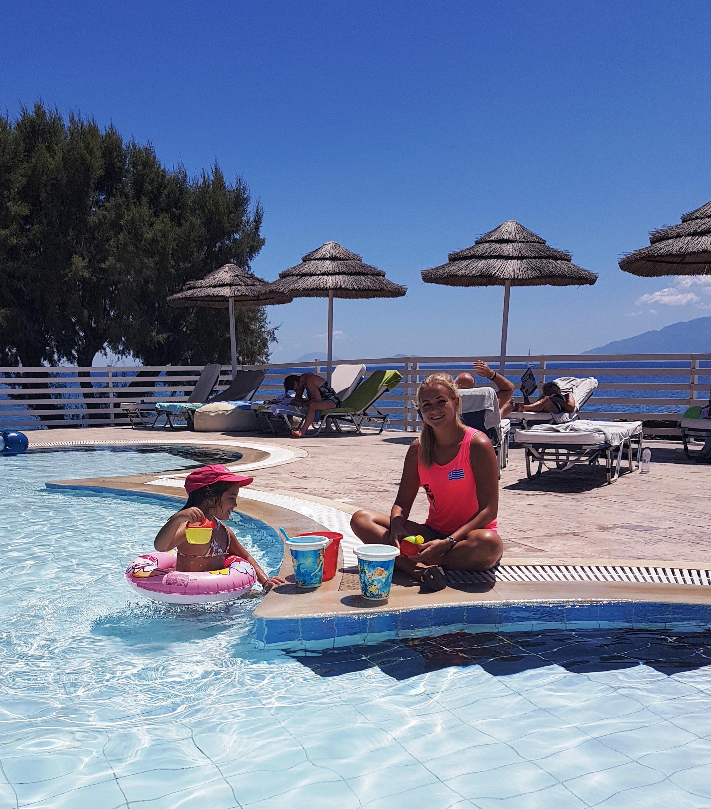 Emőke, 2017 Görögország
