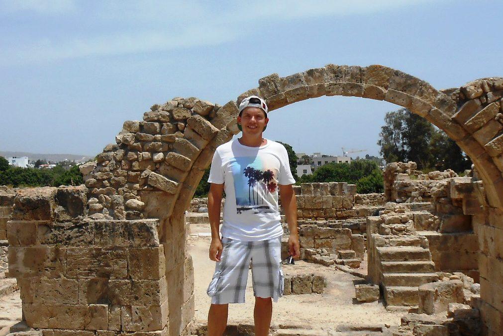 Sándor, 2019 Ciprus
